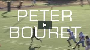 Peter Bouret Highlight Tape JV on Vimeo