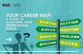 what are your professional goals your career map a guide to achieve your professional goal