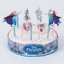 Disney Frozen Cake Decorations Only 299