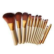 pincel. 12 pcs kit de pinceis pinceaux maquillage maquiagen pincel makeup brushes set brand brush styling