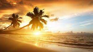 Caribbean Sunset Wallpapers - Top Free ...