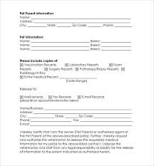 Hipaa Request Form Hipaa Medical Records Release Form Template 1 Hospital Discharge