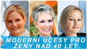 Moderni účesy Pro ženy Nad 40 Let