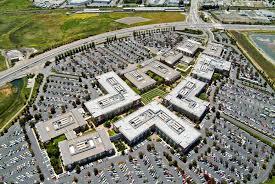 facebook menlo park office. \u003cstrong\u003eMain Headquarters: \u003c\/strong\u003eAn Aerial Of Facebook\u0027s Headquarters In Facebook Menlo Park Office