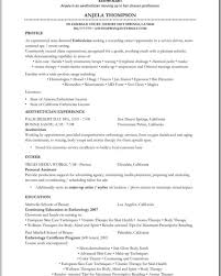 Esthetician Resume Beautiful Resume Esthetician Images Example Resume And Template 66