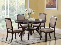 Beautiful Dining Room Minimalist Furniture Square Dining Table