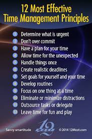 Time Management Quotes Extraordinary Getting It All Done 48 Most Effective Time Management Principles