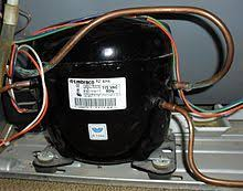 air conditioning a modern r 134a hermetic refrigeration compressor the first air conditioners