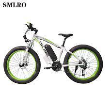 48v <b>Smlro</b> Factory Price <b>Xdc600</b> Lithium Battery Ebike Fat Tires ...