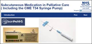 T34 Syringe Pumps