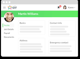 employee contact info people directory and employee profiles air