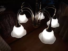 5 Flammige Kronenlampe Vb Wohnzimmer Lampe In 47137