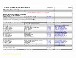 15 Checklist Format Word Leterformat
