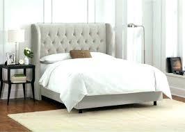grey tufted bed – saltcityphoto