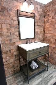 industrial style bathroom lighting. Industrial Style Vanity Lights Vanities Single Sink Bathroom Lighting .