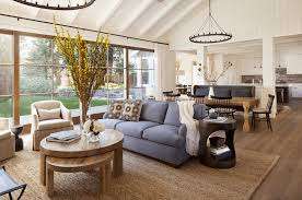 Transitional living rooms 15 relaxed transitional living Elegant Transitional Home Interior Decorating Ideas 15 Farmhousestyle Living Room Tips