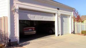 opening or garage door not closing garage door not closing fully and garage door repair wont stay garage