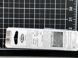 Berkley Flicker Shad 7cm Black Silver Flash Md 1316760