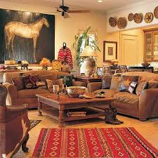 Coolest Western Living Room Ideas With Additional Furniture Home Design  Ideas With Western Living Room Ideas