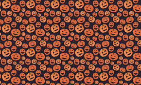 Halloween Pattern Interesting Halloween Hand Drawn Vector Elements Patterns