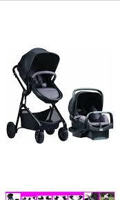 evenflo pivot modular infant to baby