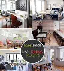 style dining rooms room small