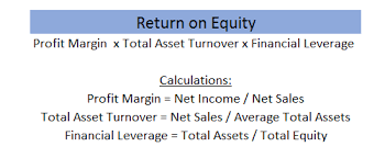 Dupont Analysis Formula Return On Equity Video Lesson