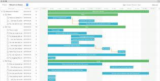 Big Picture Gantt Chart Gantt Charts For Kanban Boards Breeze Project Management