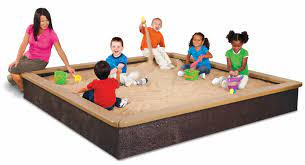 Recycled Sandbox - Play with a Purpose