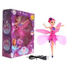 Toys for Girls 3 4 5 6 7 8 9 10 11 Years Old Age Fun Flying Doll
