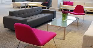 reception area furniture office furniture. nice office reception couch area furniture pops of color modern design ace