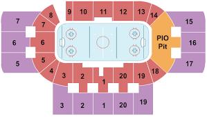 Denver Pioneers Mens Hockey Vs Umass Minutemen Tickets Sat