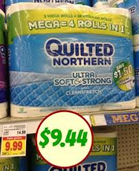 Nice Deal On Quilted Northern Toilet Paper At Kroger &  Adamdwight.com