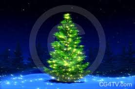 Christmas Tree Picture : Virtual Sets : Green Screen and Animated ...