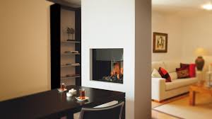Image for Double Sided Fireplace