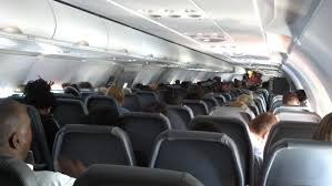 3 Month Old Airbus A321 Three Seats Each Side Of The Isle