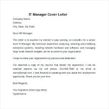 Sample Cover Letter Technology S Best Cover Letter Templates About