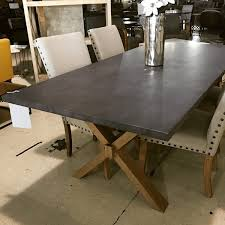 best selection dining tables in ga horizon home s regarding zinc top table designs 1