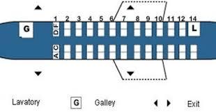 Elegant Delta 737 800 Seat Map Seat Inspiration