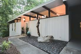 mid century modern ranch style homes house decor contemporary mid