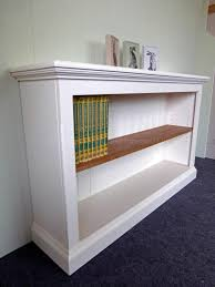shallow depth bookcase. Fine Depth Edmunds Painted Standard Depth Bookcases Pine Or Painted Shelves  Available Moulded Top And Plinth Inside Shallow Depth Bookcase A