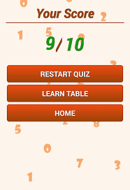 Math Tables With Audio - Android Apps on Google Play