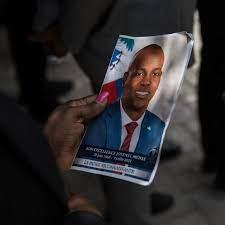 Assassinated Haitian President Jovenel ...