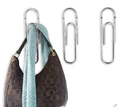 office coat hook. Giant Paperclip Wall Hook | The Office Stylist Coat O