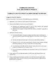 The Ad Litem Manual Tarrant County