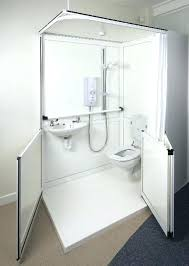 toilet shower combo sink camper about blue color bathroom shower sink combo compact combination unit