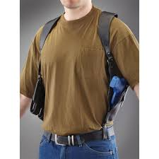 shoulder holster black double tap to zoom