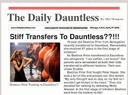 Max Divergent Newspaper