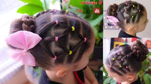 Peinados Faciles Y Rapidos De Hacer Para Ni As Peinado Para
