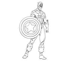 Small Picture Amazing Captain America Printable Coloring Pages Free Printable